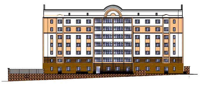 Фасады микройрайон фотеевский-2 нижний тагил