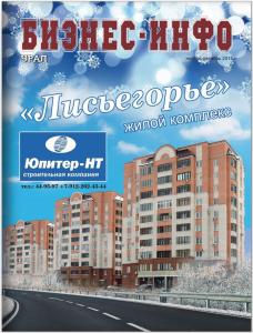 Бизнес-ИНФО, ноябрь-декабрь 2015