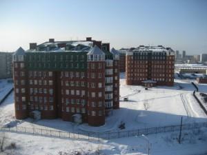 Комплексная жилая застройка по ул. Дружинина, дома 41, 43, 45.