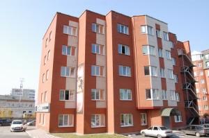 Здание АБК по ул. Дружинина, 47