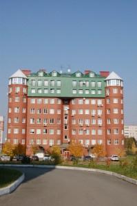 Жилой дом Дружинина 41 построен в 2006 г.