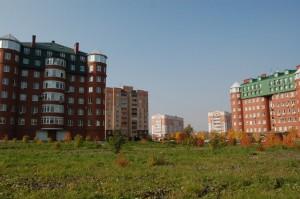 Жилой МКРН на ул. Дружинина