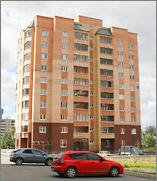 10-этажный дом по ул. Дружинина, 51, построен в 2006 г.